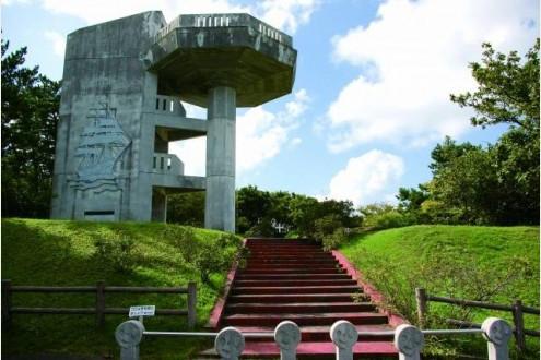 つがる市観光物産協会-チェスボロー号記念公園