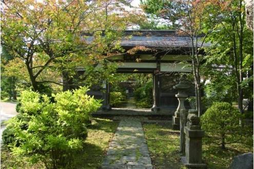 つがる市観光物産協会-西の高野山弘法寺