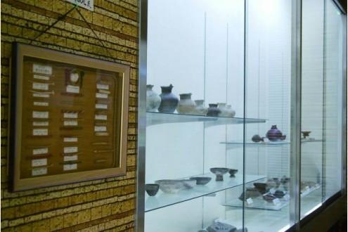 つがる市観光物産協会-木造亀ヶ岡考古資料室(縄文館内)